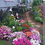55 Beautiful Flower Garden Design Ideas (15)