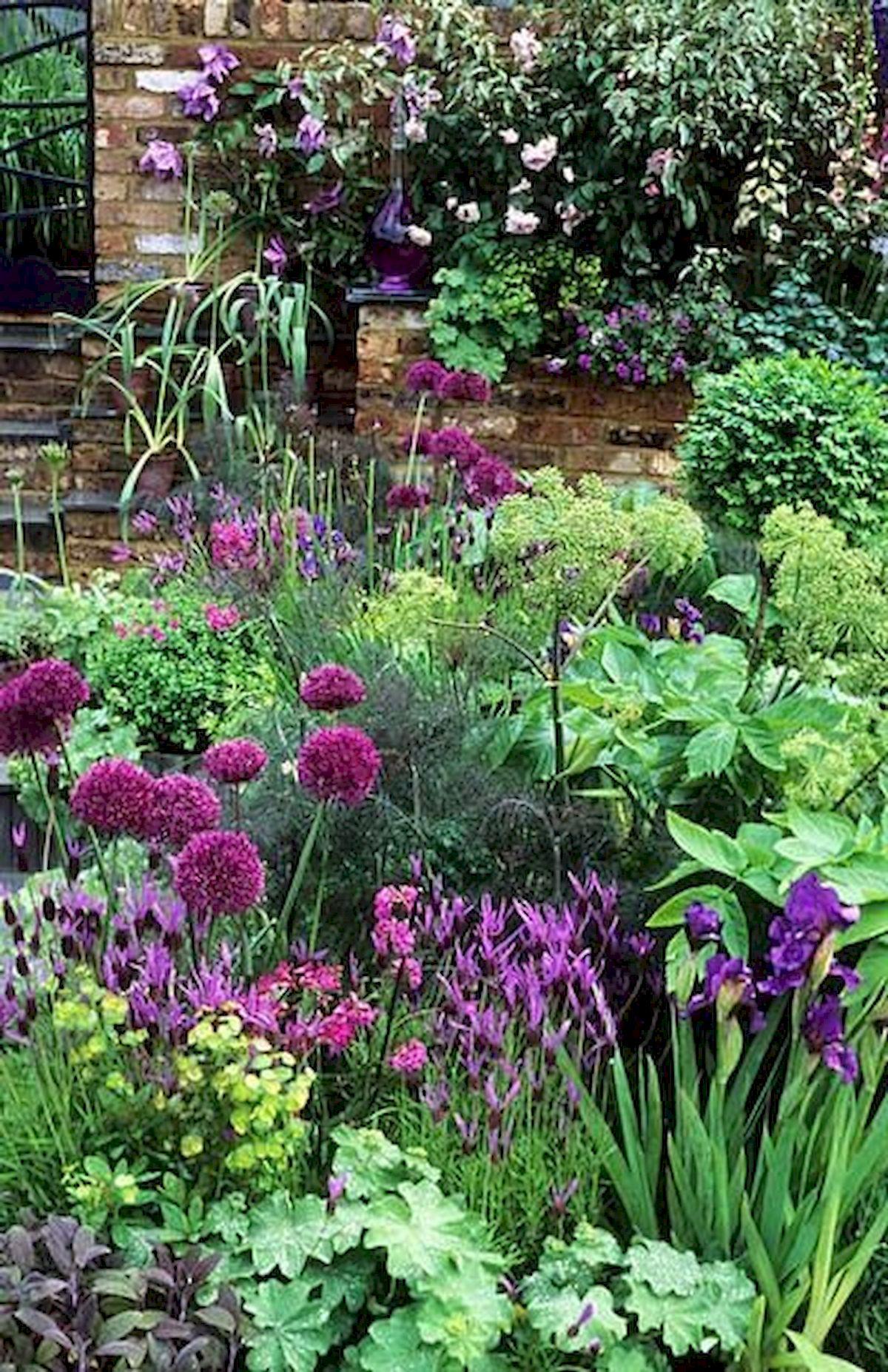 55 Beautiful Flower Garden Design Ideas (19)