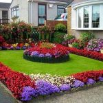 55 Beautiful Flower Garden Design Ideas (24)
