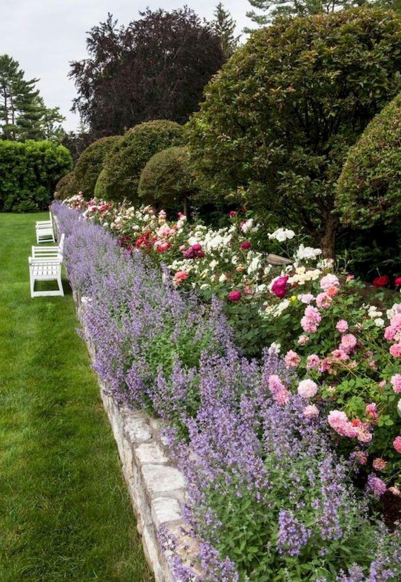 55 Beautiful Flower Garden Design Ideas (35)