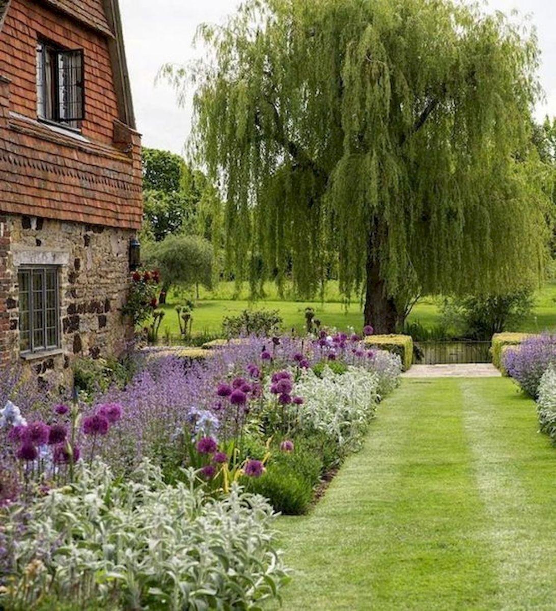 55 Beautiful Flower Garden Design Ideas (46)
