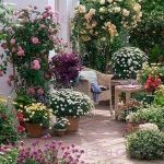 55 Beautiful Flower Garden Design Ideas (49)