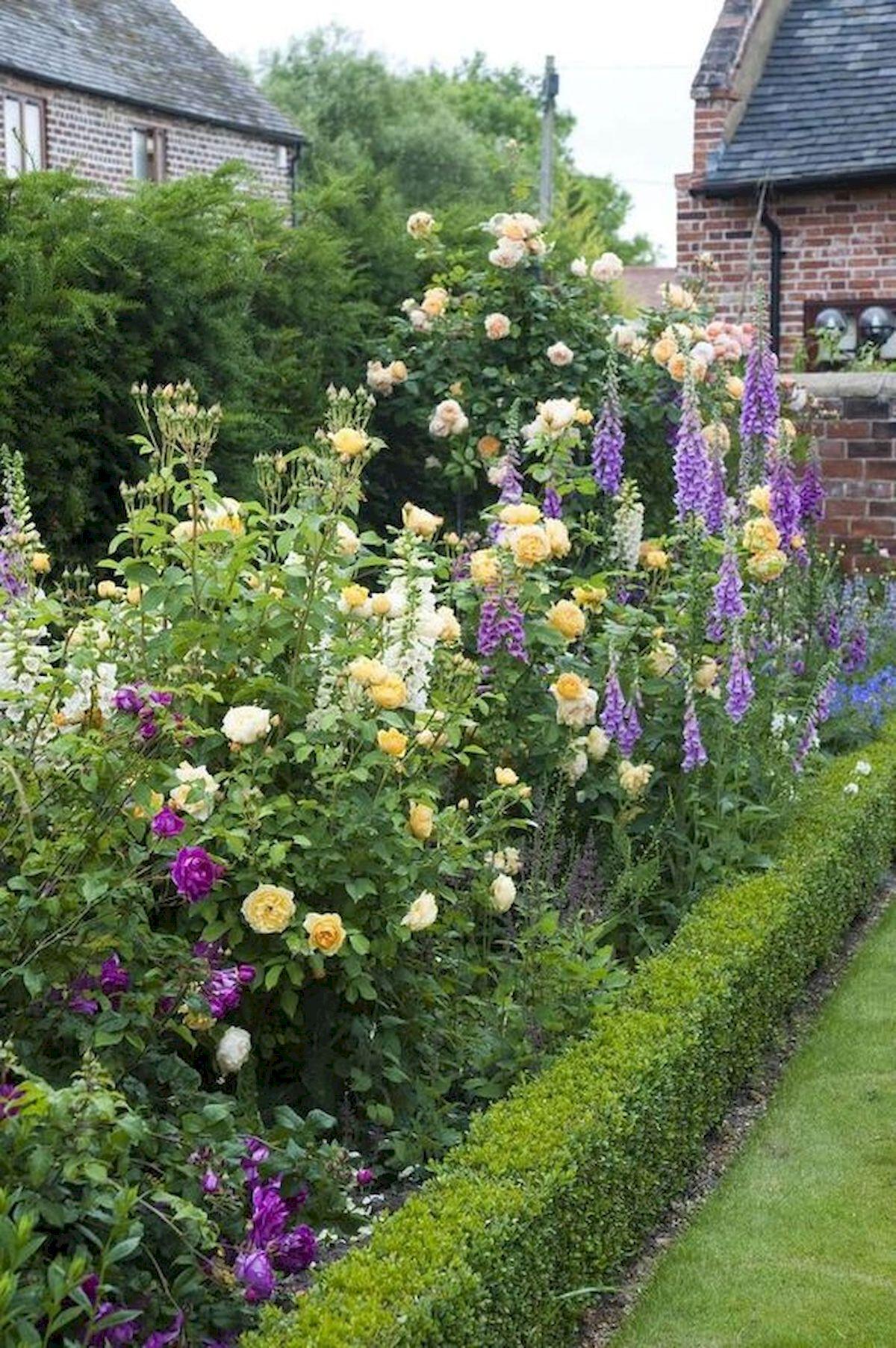 55 Beautiful Flower Garden Design Ideas (55)