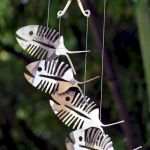 60 Unique DIY Garden Art From Junk Design Ideas (35)
