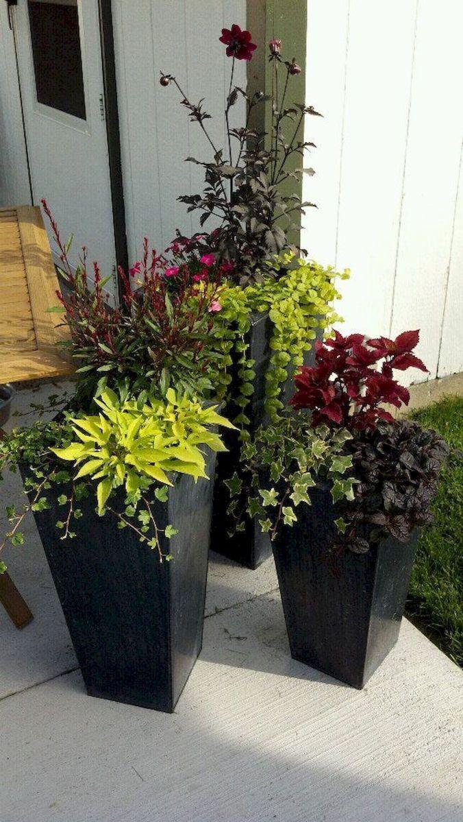 80 Best Patio Container Garden Design Ideas (62)