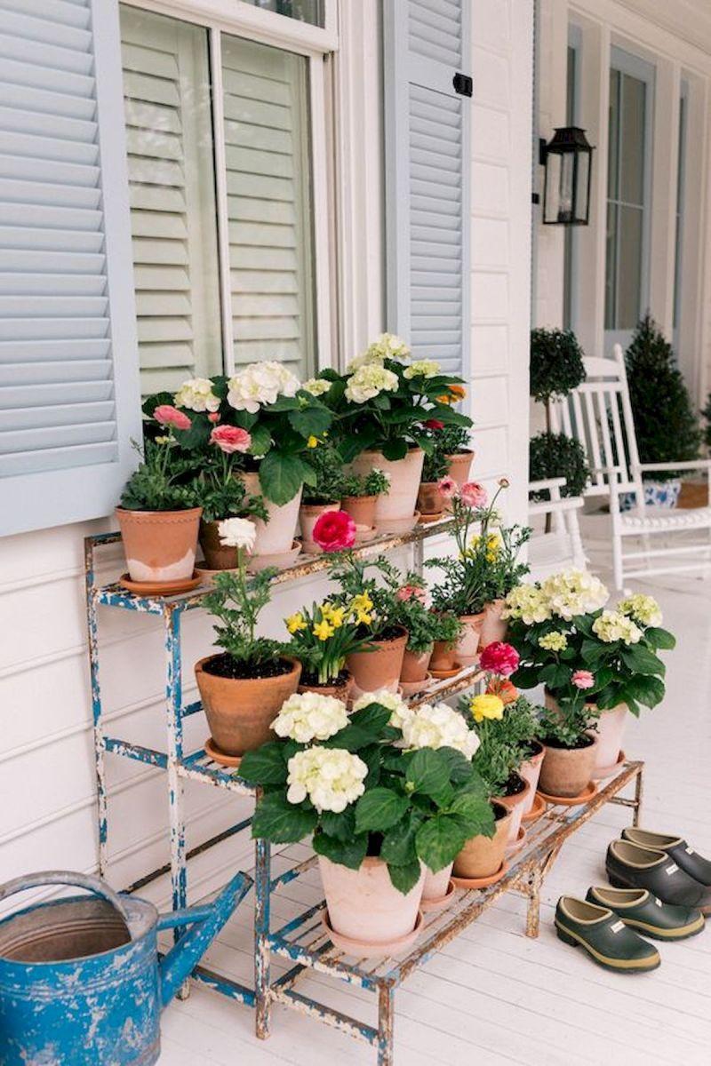 80 Best Patio Container Garden Design Ideas (9)