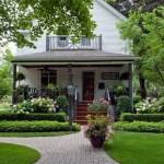 50 Modern Front Yard Design 32