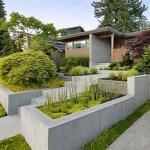 50 Modern Front Yard Design 33