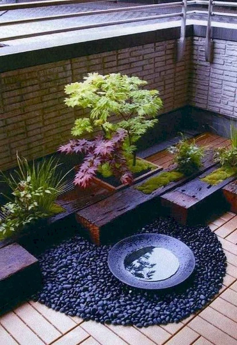 40 Awesome Indoor Garden Design Ideas That Look Beautiful (13)