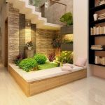 40 Awesome Indoor Garden Design Ideas That Look Beautiful (36)