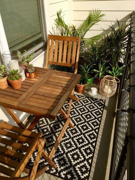 20 Awesome Balcony Garden Design Ideas (3)