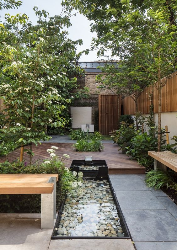 20 Stunning Small Garden Design Ideas (5)