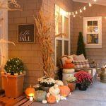 Cool Fall Decor Ideas For Porch