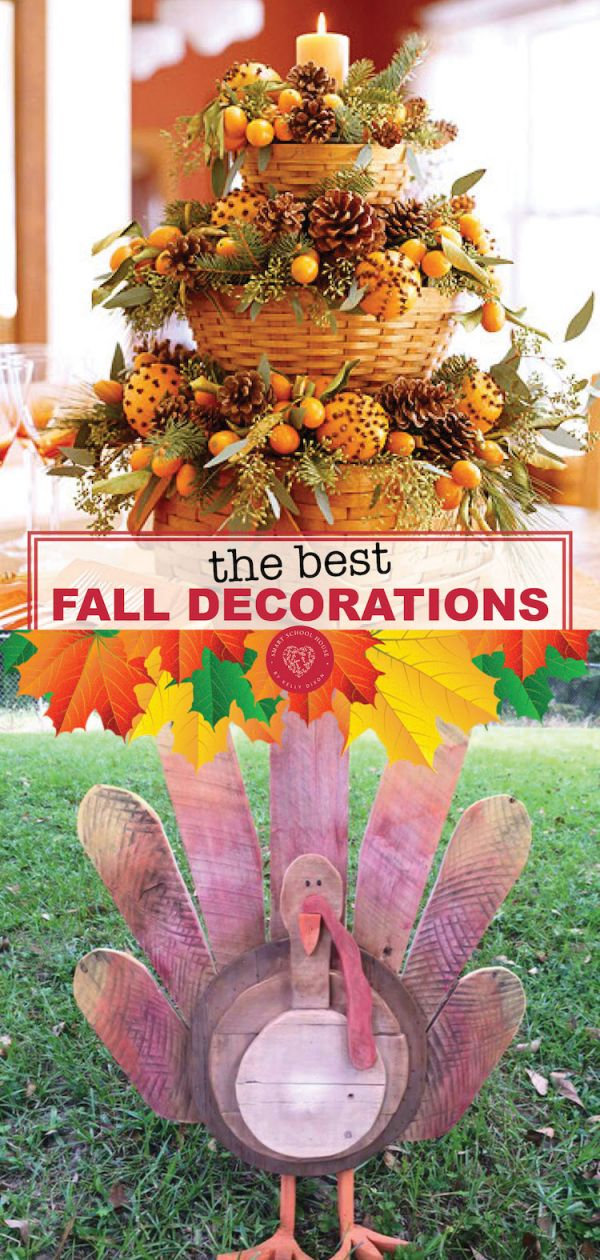 Fantastic pumpkin decorations for fall