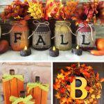Wonderful Fall Decor Ideas Diy