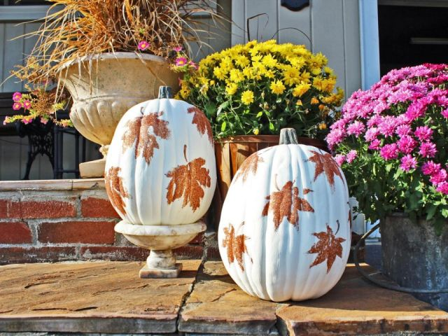 Cool indoor fall decorations