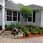 Adorable Landscape Ideas For Front Of House