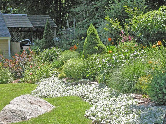 Awesome terraced backyard landscaping ideas