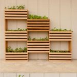 Adorable Wood Planter Box Ideas