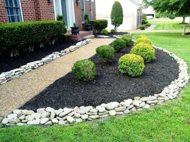 Awesome front garden ideas with gravel