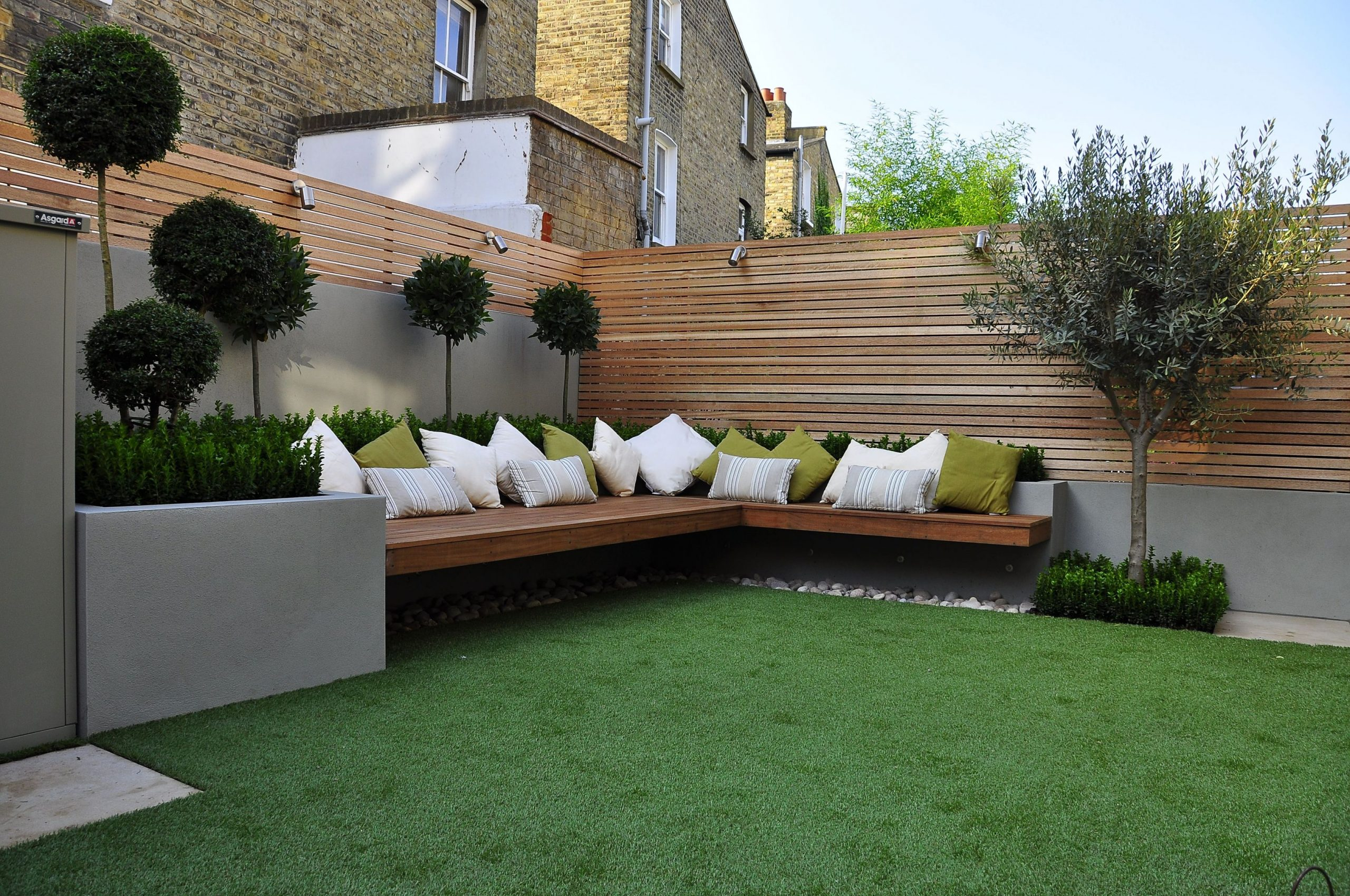Amazing Outdoor Seating Ideas Landscaping