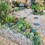 Amazing Rock Garden Ideas For Front Yard