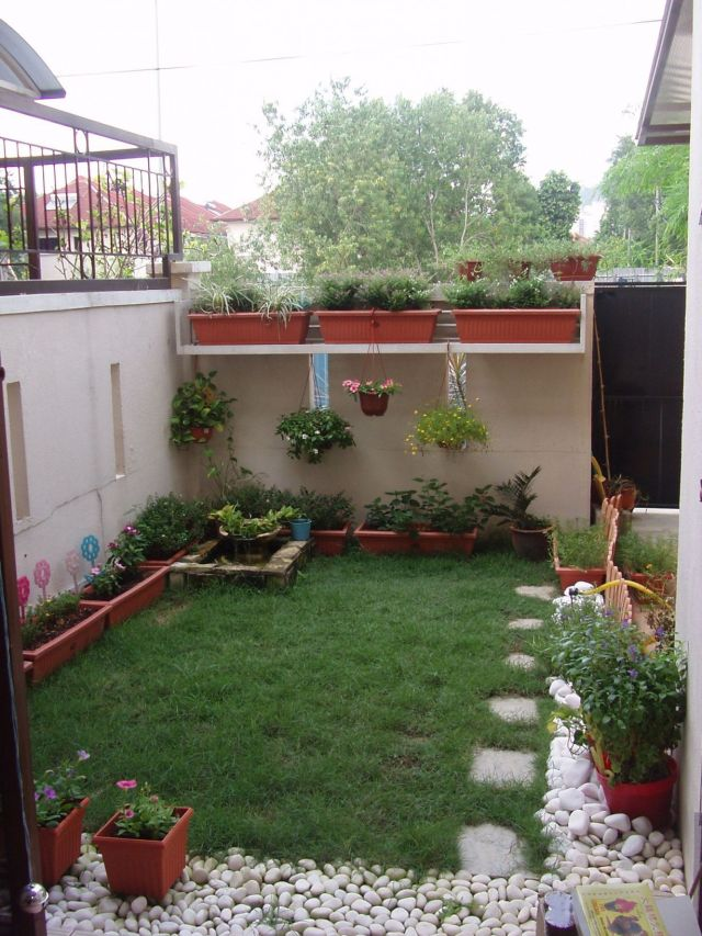 Wonderful backyard garden ideas for small yards