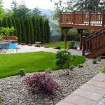 Beautiful simple small backyard landscaping ideas