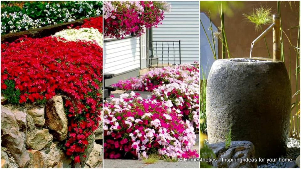 Awesome Small Flower Garden Ideas