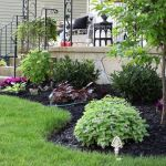 Beautiful Flower Bed Ideas Front Of House