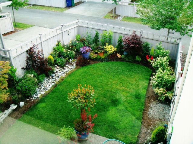 Beautiful backyard garden ideas for small yards