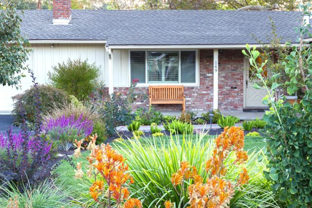 Best landscape ideas for front of house