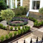 Cool Small Front Garden Ideas Terraced House