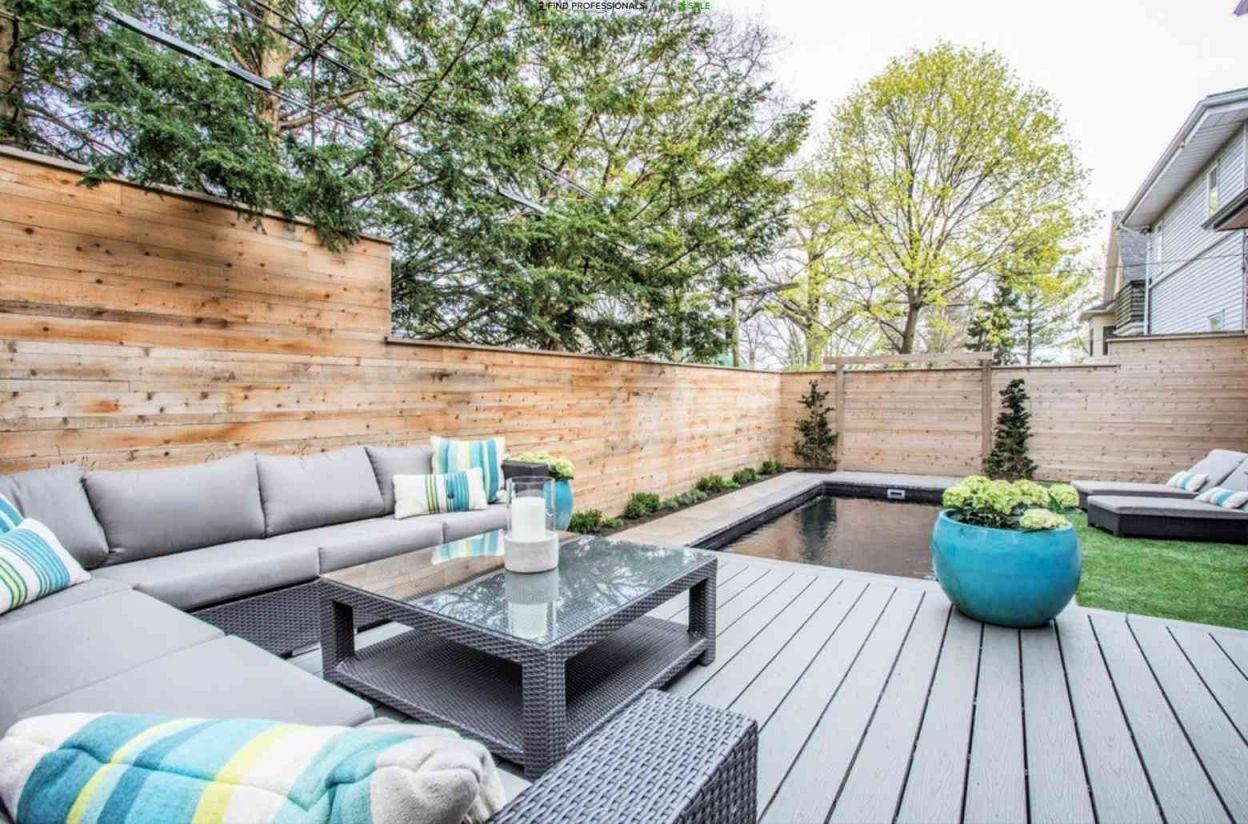 Nice Backyard Ideas For Small Yards