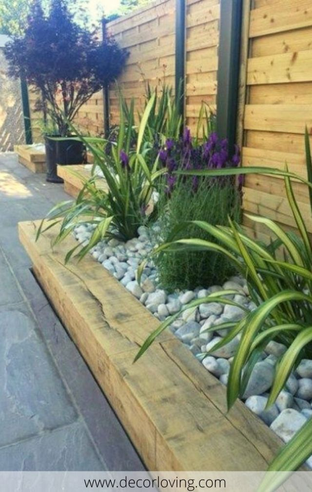 Nice Garden Border Planting Ideas