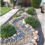 Top Rock Garden Ideas For Front Yard
