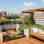 Wonderful Roof Garden Ideas For Home