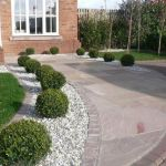 Awesome Low Maintenance Front Garden Ideas