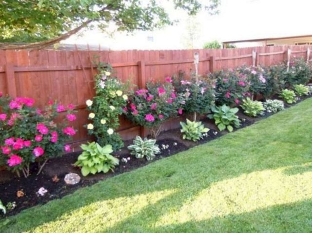 Nice backyard garden design ideas