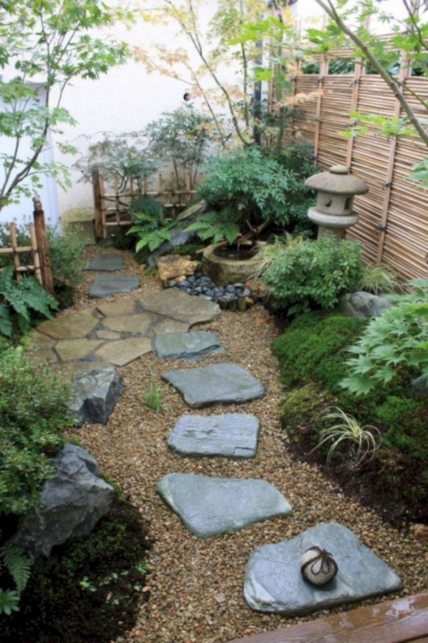 Gorgeous Japanese Garden Ideas For Front Yard