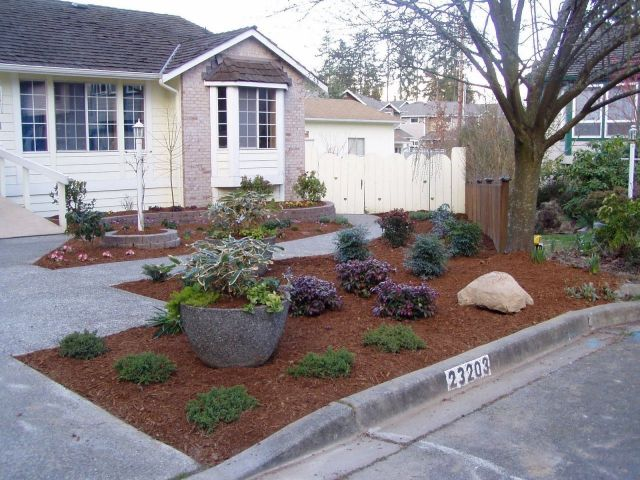 Cool front garden design ideas no grass