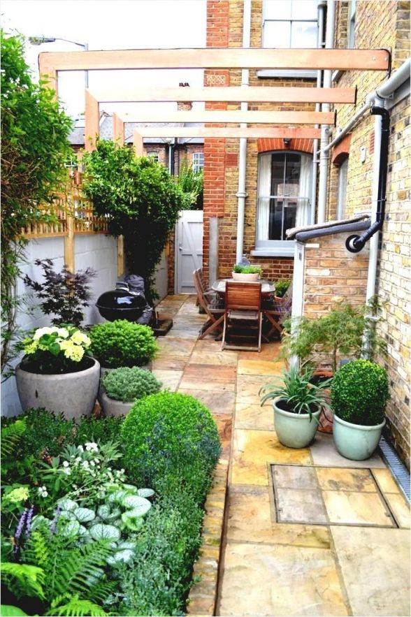Top terraced house front garden ideas