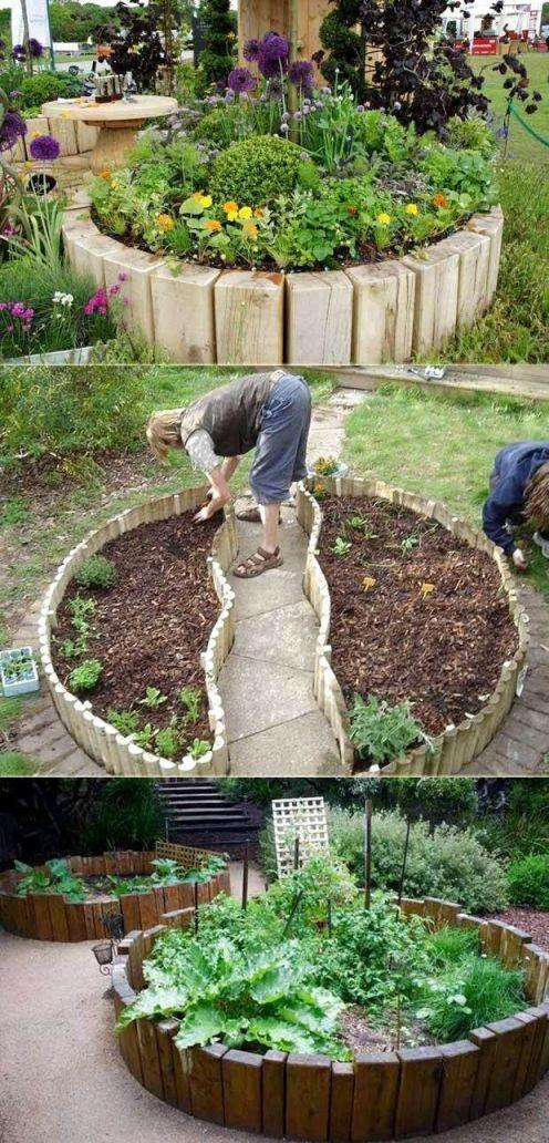 Gorgeous raised garden bed ideas vegetables