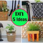 Fantastic Indoor Plant Pot Decoration Ideas