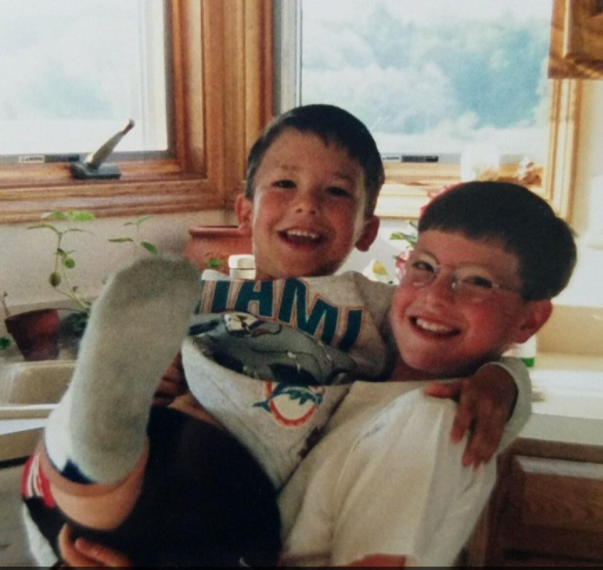 Adam & Danny