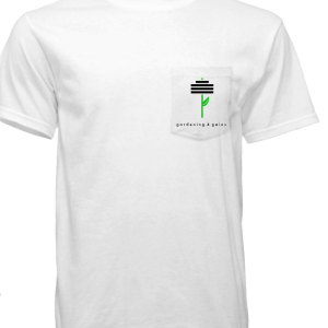 Gardening 4 Gains Pocket T-Shirt