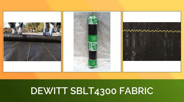 DeWitt SBLT4300 Sunbelt Ground Cover