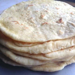 Greek Pita Flatbread