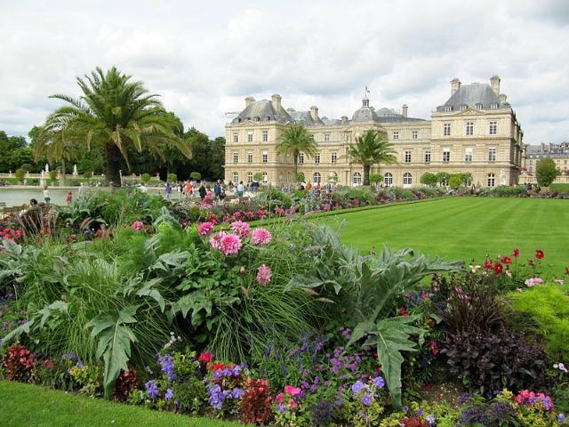 Luxembourg Gardens-Paris