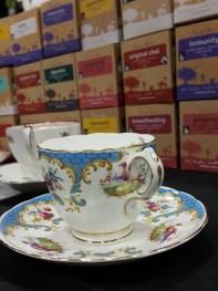 Go Green Expo Organic tea